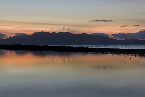Ardneil Bay Light by AndrewAlbert