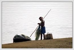 Casting the Fishing Net