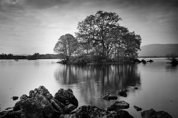 loch lomond morning by comma