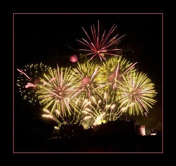 fireworks by SCUBAMAN
