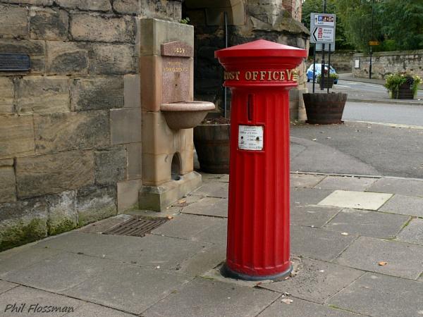 Letter box by gonedigital62