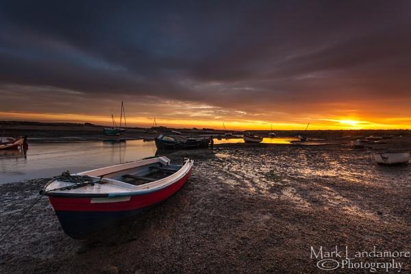 Daybreak by mlanda