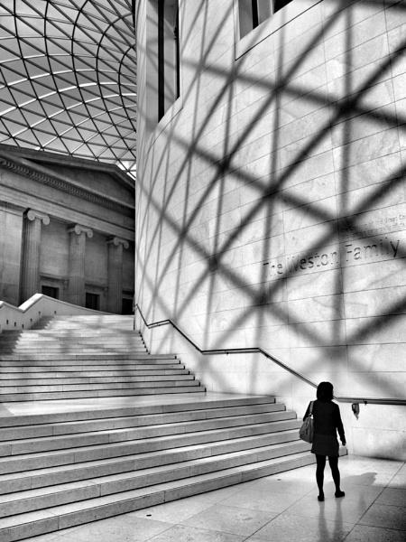 The British Museum London by StevenBest