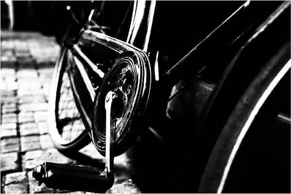 On Yer Bike by saltireblue