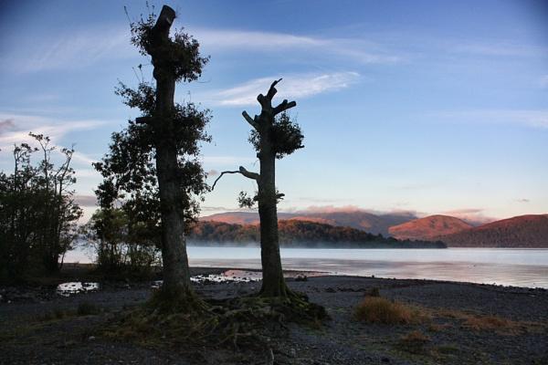 Loch Lomond sunrise by DanfromScotland