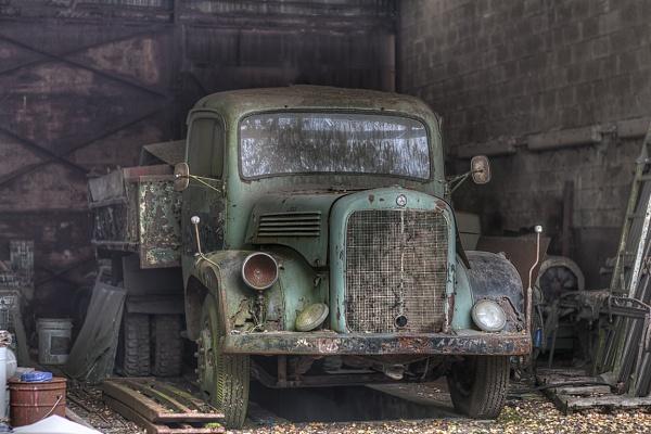 Old Timer by MartinBrown