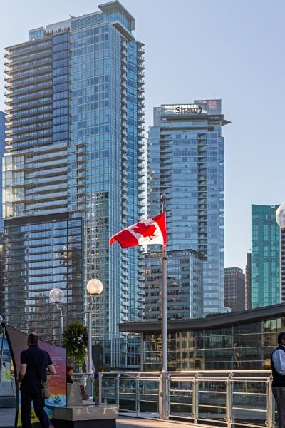 Canadian flag by pdunstan_Greymoon