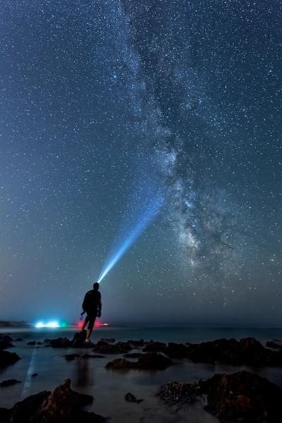 Under the stars (2) by aeras