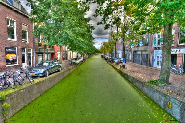 Delft (2) by ubaruch