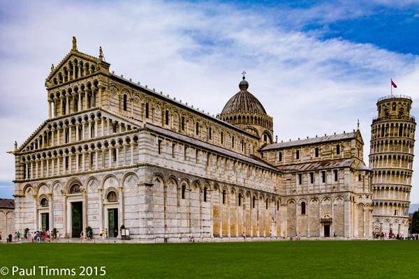 Duomo di Pisa by CharingPaul