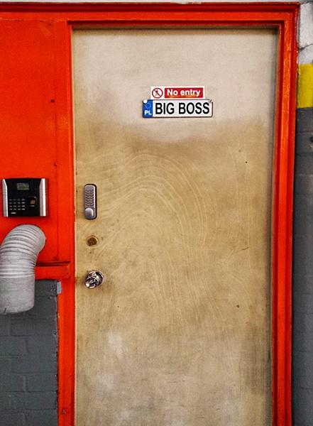BIG BOSS by kombizz