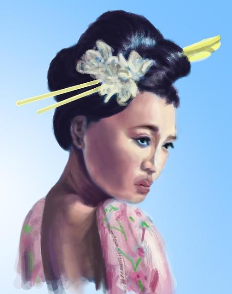 digital painting test by iajacks