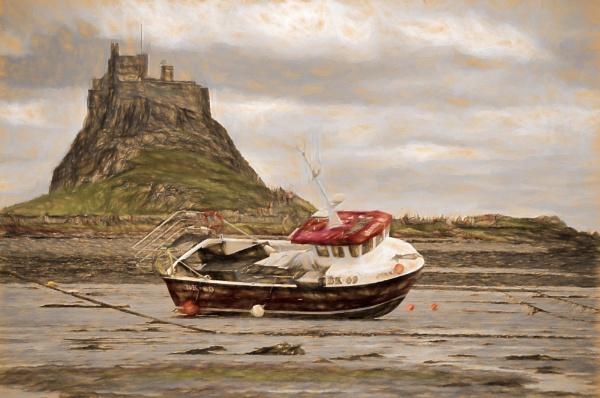 Lindisfarne by jonirock
