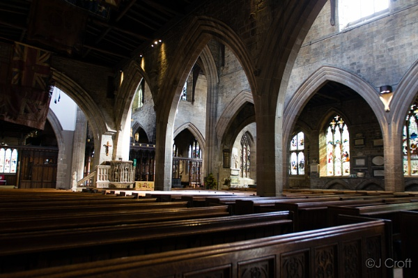St Nicholas Cathedral Newcastle by JMCroft