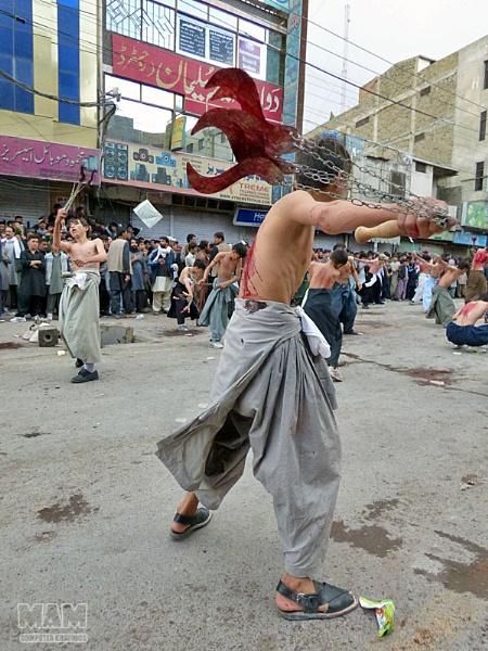 Ashura Procession by Majnoon