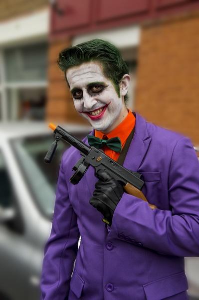 Joker returns by ugly