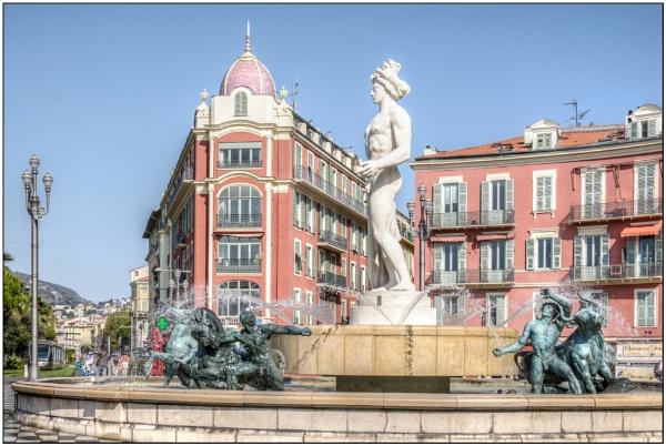 Fontaine du Soleil by TrevBatWCC