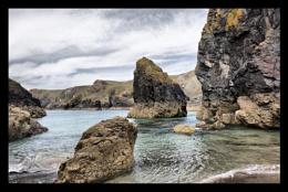 The Beautiful Kynance Cove