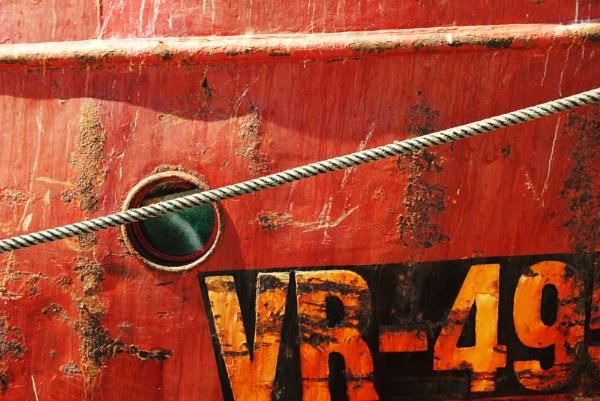 Boat bits... by Chinga