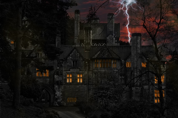 Creepy Cragside by Willpower