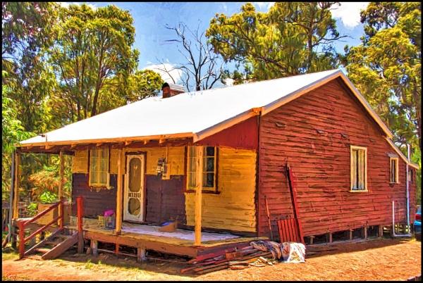 Jarradale Cottage. by WesternRed