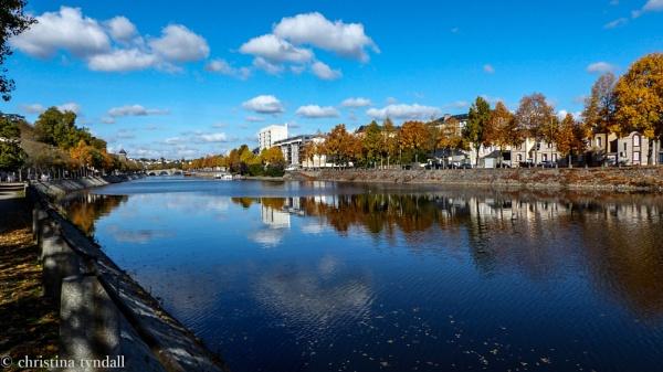 Autumn in Laval by Chrisjaz