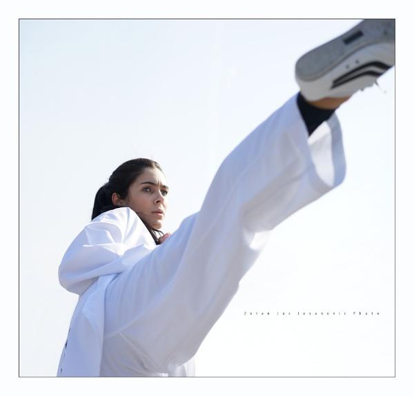 Milica Mandic - Taekwondo - Gold medal of London 2012 by jovanovic