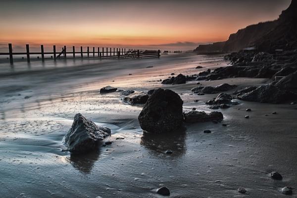 Happisburgh Beach by dp