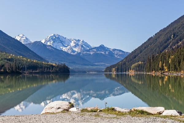 Duffey Lake, Canada by pdunstan_Greymoon