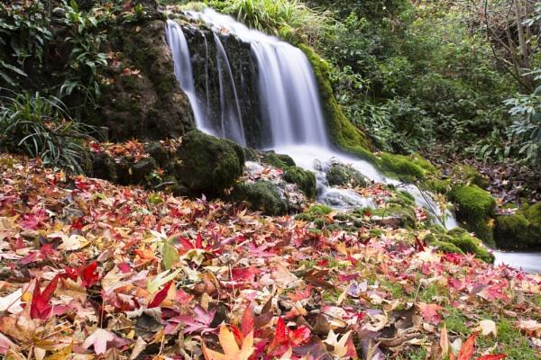 Waterfalls Set from Little Brdey. by UrbaneMagick
