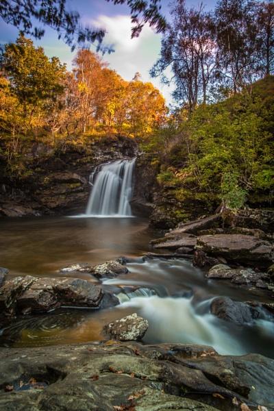 Falls of Falloch by cisco4611