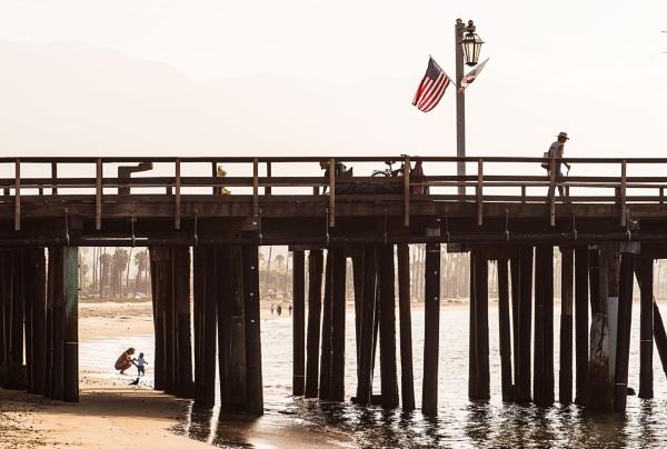 The Pier by Trevhas