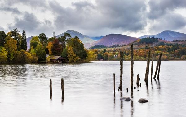 Autumnal Derwentwater by Nigeve1
