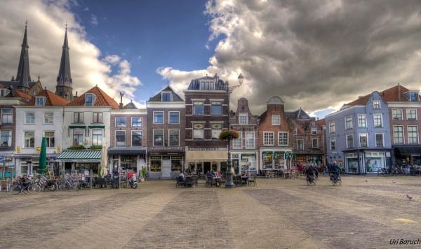 Delft (3) by ubaruch