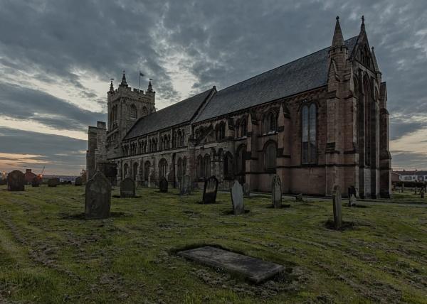 St. Hilda\'s Church, Hartlepool by HUFC