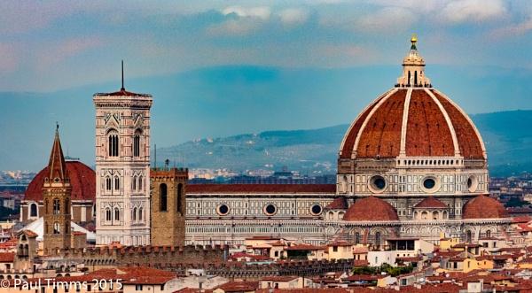 Duomo, Florence by CharingPaul