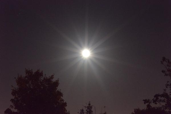 Last Autumn Moon by MarkJames