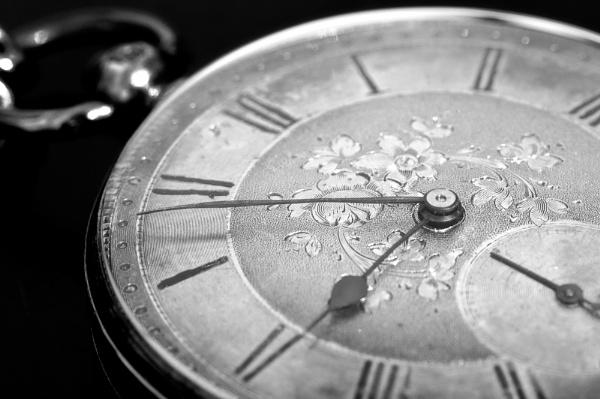 Pocket watch by EddieAC