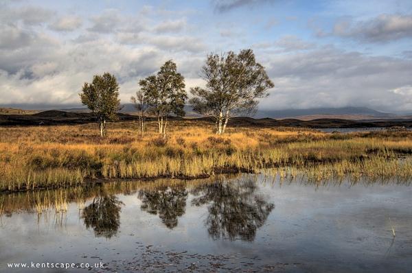 Mòinteach Raineach/Rannoch Moor by Sezz