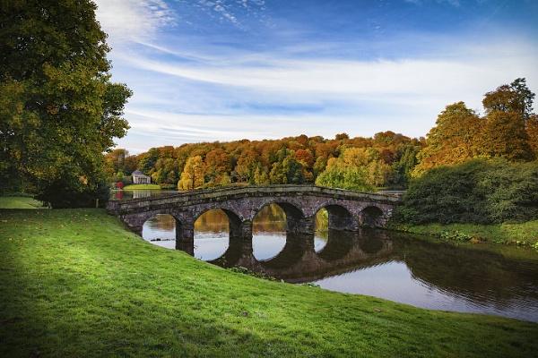 Stourhead Gardens by Alan_Coles