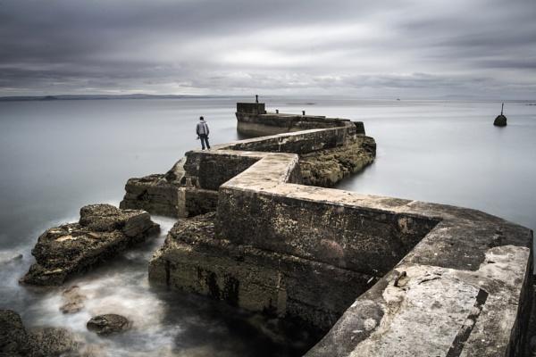 St Monan\'s Pier by GAJ