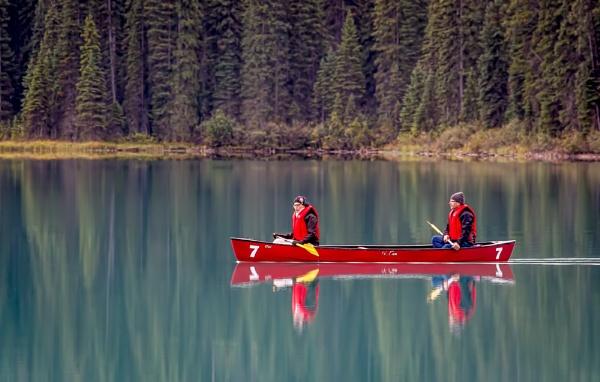 Canoe #3 by Jasper87