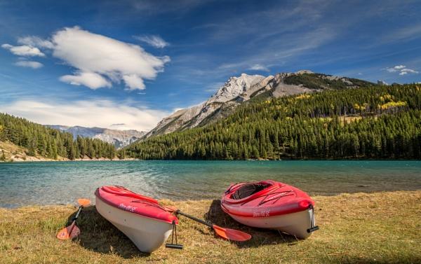 Canoe #5 by Jasper87