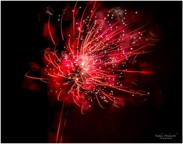 Sodden Fireworks by NDODS