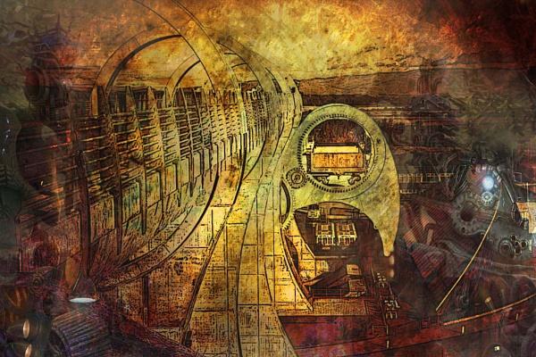 Steampunk @ Falkirk by Willpower