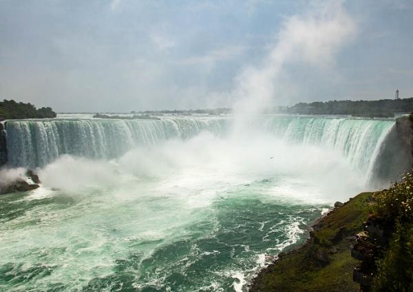 Horseshoe Falls, Niagara by alansnap