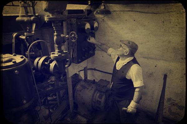 Generator Control by bwlchmawr
