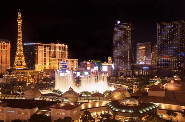 Las Vegas by Trevhas