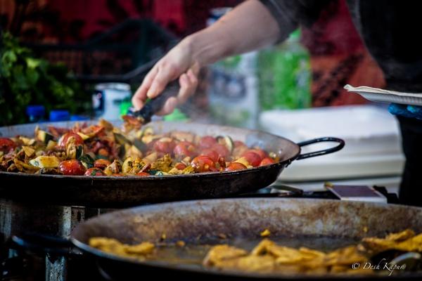 Street Food, Mexican by deshkapur
