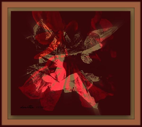 Spanish Dance by doerthe
